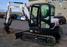 2015 Bobcat E63 Excavator B100-