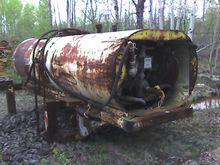Normet FC3SL90010 Fuel Tank Cas