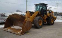 2015 Caterpillar 950M Wheel Loa