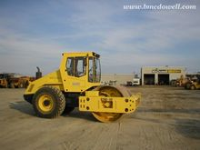 """2005 Bomag BW211D-3 84"""" Smooth"""