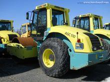 2012 Ammann Compaction ASC110 8
