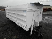 Muhlhauser Side Dump Muck Car B