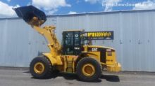 2002 Caterpillar 950G Wheel Loa