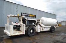 MTI UVT-MT Mixer Truck B50-624