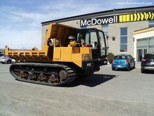 Morooka MST 2200VD Crawler Carr