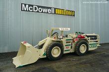 MTI LT210 Underground Wheel Loa