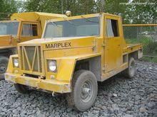Marplex 200 Flat Bed Truck B50-