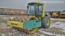 2013 Ammann Compaction ASC130PD