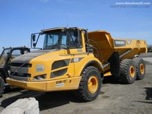 2013 Volvo A25F Articulated Roc