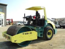 2011 Ammann Compaction ASC70 66