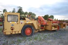 Dux DT-15 Boom Truck Utility Ca