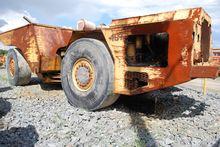 JCI 2604 Underground Dump Truck