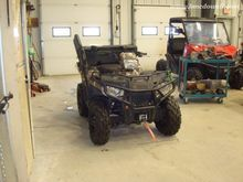 2015 Polaris Sportsman 570 Quad