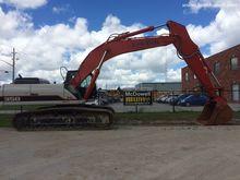 2017 Link- Belt 350X2 Excavator