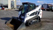 2015 Bobcat T590 66 HP Compact
