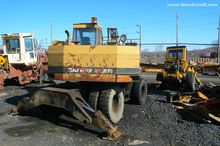 1985 Caterpillar 214 Wheel Exca
