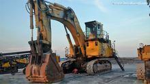 2009 Komatsu PC2000 Excavator