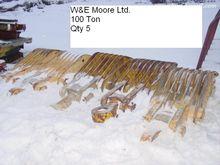 100 Ton Sheave Blocks B181-08