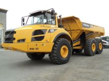 2012 Volvo A35F Articulated 35