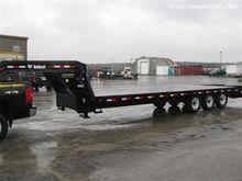 2012 PJ Equipment Hauler Traile