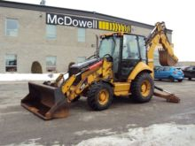 2009 Caterpillar 420E IT Wheel