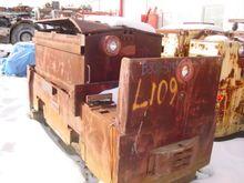 Clayton 5 Ton Locomotive B80-50
