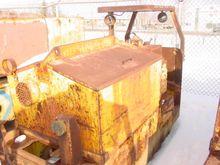 Clayton 4 Ton Locomotive B80-50