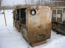 Clayton 7.5 Ton Locomotive B80-