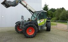 2011 CLAAS Scorpion 9040