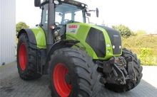 Used 2012 CLAAS AXIO