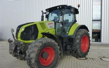 2013 CLAAS Axion 810 CEBIS