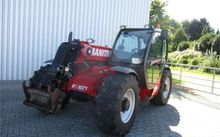 2011 Manitou MLT 741