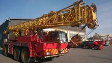 Liebherr Crane LTM1050/1