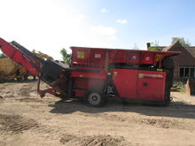 HAMMEL VB750D TWIN ROTOR SHREDD