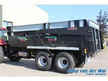farm trailer : Vaia NL120 S