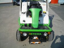 2001 Etesia H124D