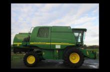 2004 John Deere 9540 wts