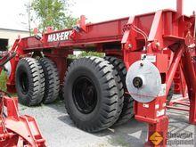2007 Manitowoc Wheeled Maxer fo