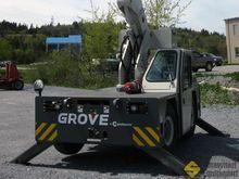 2013 Grove YB4409-2
