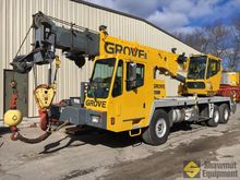 Used 2003 Grove TMS5