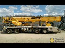 2007 Grove TMS700E