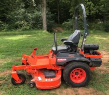 Used Kubota Lawn Mowers For Sale Machinio
