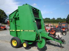 Used John Deere 435 Round Baler for sale  John Deere