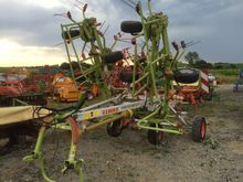 2010 Claas VOLTO 870T Tedder
