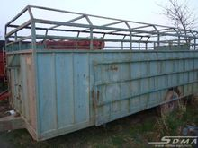 1997 Masson B5000L Livestock tr