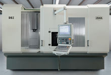 AXA DBZ Vertical machining cent
