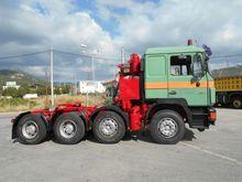 1998 MAN 41.502 Tractors