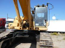 2007 Komatsu PC600LC Excavator