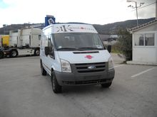 2008 Ford Transit Trucks up to