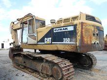 1995 Caterpillar 350L Excavator